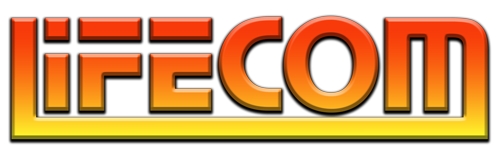 Lifecom, Inc. Logo